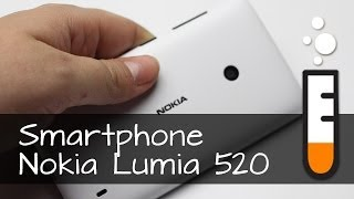 Lumia 520 Smartphone Nokia Resenha Brasil