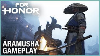 FOR HONOR - Aramusha Játékmenet Trailer