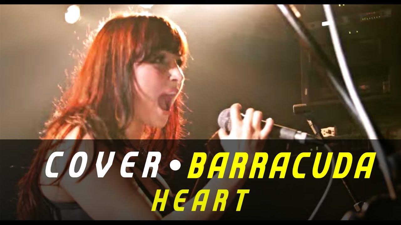 PERFECT SKINNY heart barracuda guitar lick girl rad! love