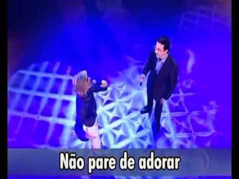 LUDMILA FERBER E O PADRE FÁBIO DE MELO ( OS SONHOS DE DEUS )