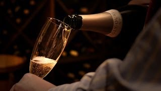One-Minute Wine: Champagne