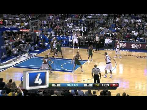 Vince Carter's Top 5 Plays 2012 (So Far)