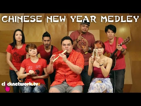Chinese New Year Medley - The Click Show: EP6