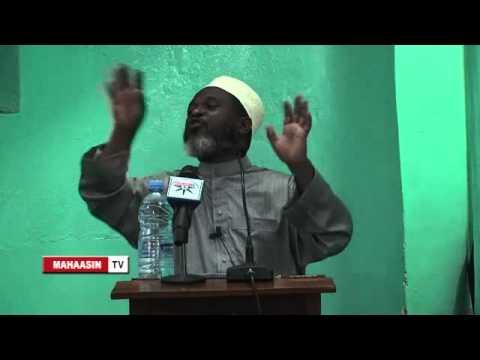 Sheikh Kombo Ali Fundi - Umuhimu wa Kuwa na Umoja 01