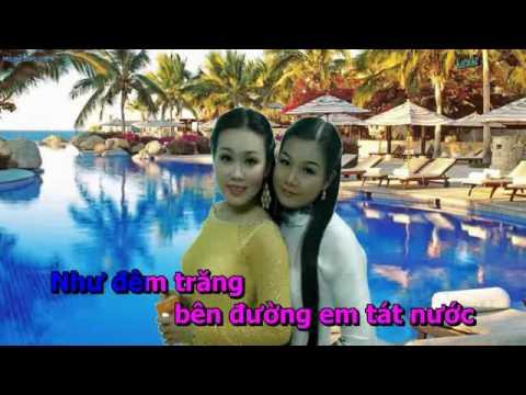 Dem Giao Thua Nghe Mot Khuc Dan Ca Karaoke Song Ca Voi Thien Chi