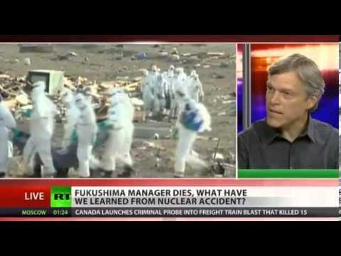 Radioactive Fish, Pacific Ocean,  Fukushima Leaking MORE Radiation update 7/11/13