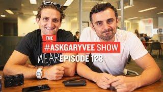 #AskGaryVee Episode 128: Casey Neistat is Back