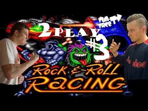 ROCK&ROLL RACING part 3: 2play (bgcentrs&nereaalais)