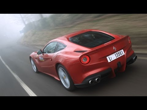 Ferrari F12 Berlinetta Test by DRIVE Magazine