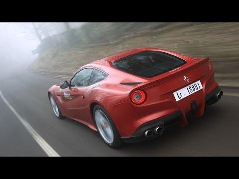 Ferrari F12 Berlinetta Test by DRIVE Magazine
