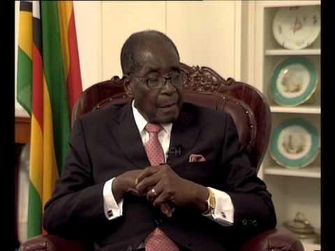 President Mugabe's interview on the eve of his 90th birthday part 3
