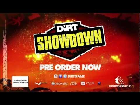 Первый взгляд на DiRT:Showdown