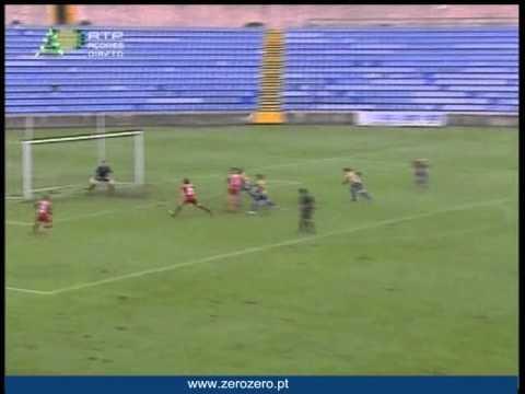 Santa Clara 1-0 CF Uniao Madeira