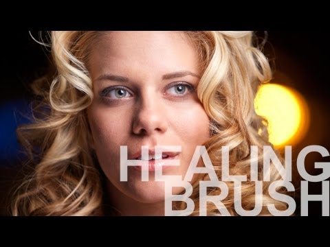0 The Healing Brush   Photoshop CS6 Tutorial