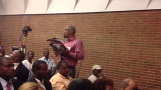 An American Inspirational Speaker, V. A. Goodwin, @ OSA 2013 and His Naturalization into the Oromo Nation