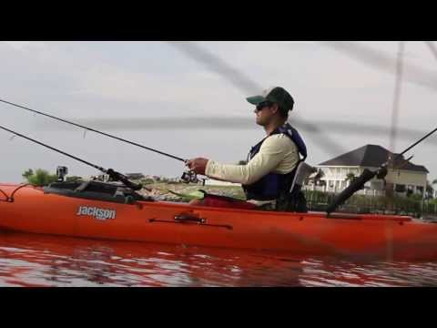 Jackson Kayak Kilroy Promo Video