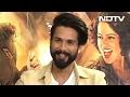 Shahid Kapoor On Rangoons Difficult Shooting Days