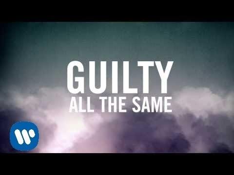 LINKIN PARK - GUILTY ALL THE SAME (feat. Rakim) [Lyric Video]