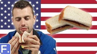 Irish People Try American Sandwiches