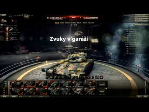 World of tanks - Mod do hry patch 8.11