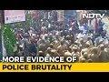 Anti-Sterlite Protests: Video Shows Tamil Nadu Cops On Rampage