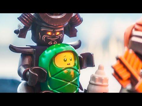 THE LEGO NINJAGO MOVIE Trailer 1 + 2 (2017)