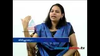 Sindhu Joy Back To Politics, Asianet News Exclusive, 28th