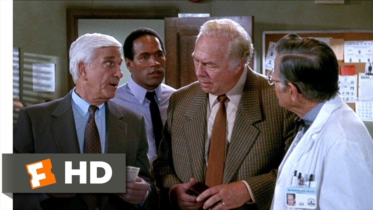 The Naked Gun 33 ⅓: The Final Insult - YouTube