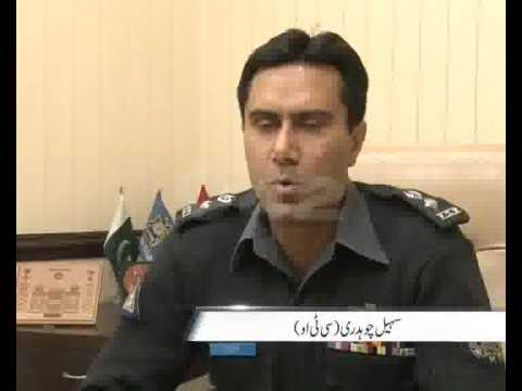 City Traffic Police Helmet Campaign Started Pkg By Wasim Riaz City42