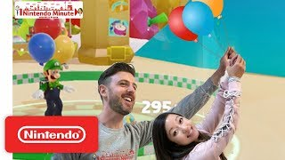 Luigi's Balloon World Super Mario Odyssey Let's Seek! – Nintendo Minute