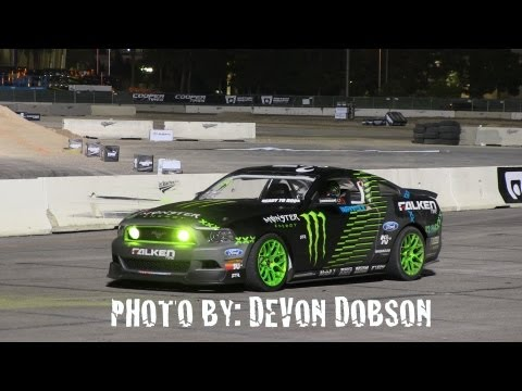 Hoonigan Party At SEMA 2012