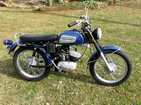 1971 harley 125 mls 125cc made by aermacchi youtube. Black Bedroom Furniture Sets. Home Design Ideas