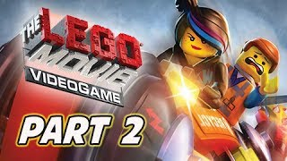 The LEGO Movie Videogame Walkthrough Part 2 Escape From