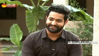 Jr NTR Speaks about His Son..