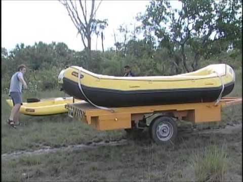 Rafting Dianópolis - Matéria exibida no Globo Esporte Tocantins
