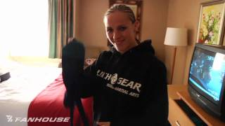 Sarah Kaufman vs. Roxanne Modafferi Fight Journal: Part 2