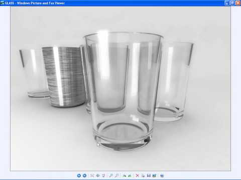 Vray for sketchup Stainless steel