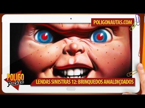 Lendas Sinistras Ep. 12 - Brinquedos Amaldiçoados | PoligoPocket