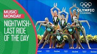 Synchronised Swimming: Nightwish - Last Ride of the Day | Music Mondays