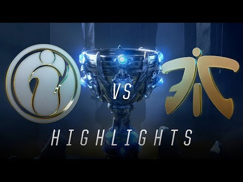IG vs. FNC - Worlds Group Stage Day 8 Match Highlights (2018)