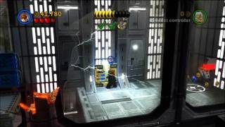 Lego Star Wars III: The Clone Wars Walkthrough: Mission 1