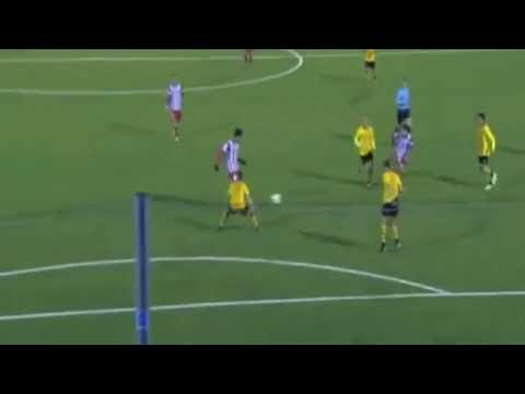 Sant Andreu vs Atletico Madrid  0 - 4 Goal David Villa♥