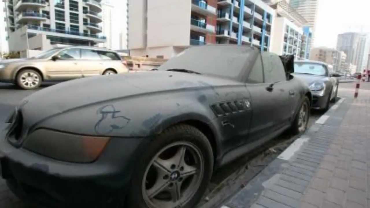 Buy A Abandoned Car In Dubai