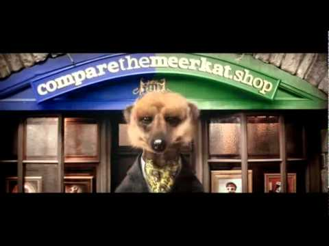 Compare The Meerkat / Market advert Jun 2010