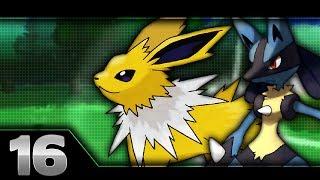 Pokemon X And Y Part 16 Geosenge City