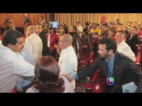 Asesinato de Mónica Spear logra inédita comunicación entre Nicolás Maduro y Henrique Capriles