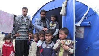 تفاقم الأزمة الإنسانية مع تزايد أعداد النازحين من الموصل |