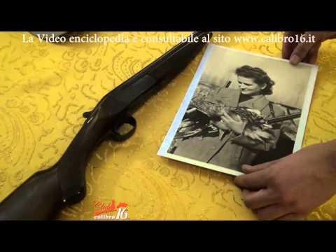 VIDEO ENCICLOPEDIA DEL CALIBRO 16 - MONOCANNA BASCULANTE LIEGI