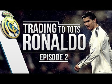 "FIFA 13 | Trading to TOTS Ronaldo | Episode 02 ""MLS Tournament & Profit!"""