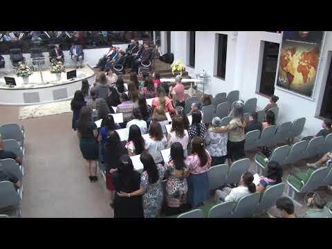 Círculo de Oração Feminino Monte Sião - Oferta agradável a ti - 17 02 2019